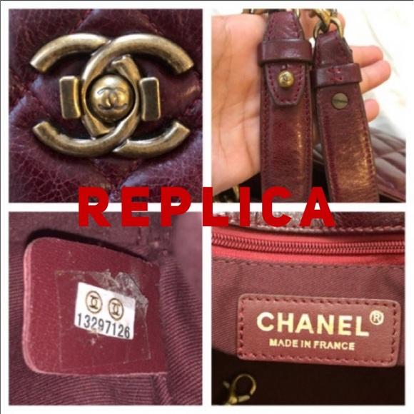 ef3f756b73fef9 CHANEL Bags | Real Vs Fake | Poshmark